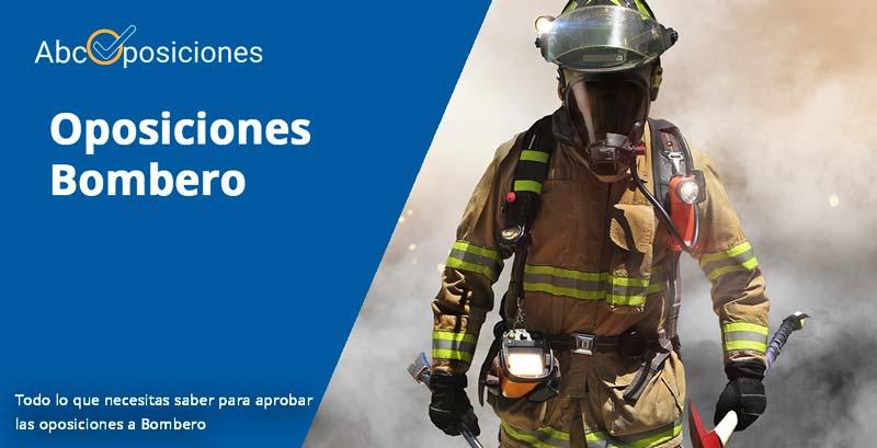 oposiciones a bombero